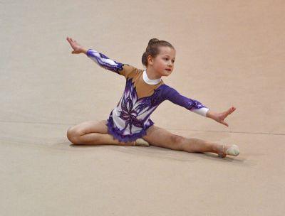 Nejvíce korálků si odvezly gymnastky z Břeclavi