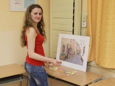 Více než padesát odstínů Provence v Gymnáziu U Balvanu