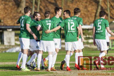 V krajském přeboru fotbalistů se Hamrům a Brodu dařilo