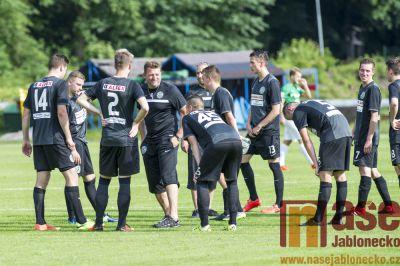 Fotbalisté Hamrů pokračují v přípravě