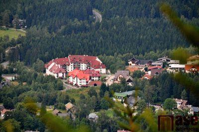 Zastupitelé Harrachova schválili navýšení poplatku z pobytu