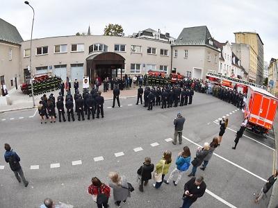 Liberečtí hasiči slavili 110. výročí své první budovy