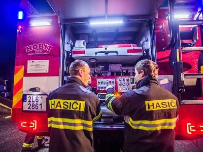 Dokumentární seriál o libereckých hasičích startuje už 6. března