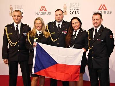 Ceny v celosvětové soutěži C.D. Magirus Award jsou rozdány