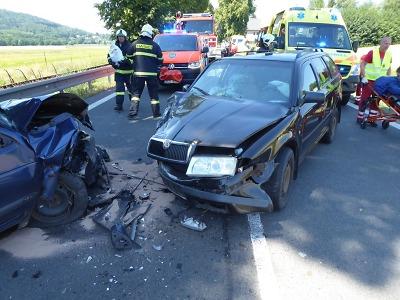 V roce 2018 zemřelo na silnicích v Libereckém kraji 21 lidí