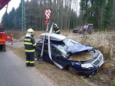 Oslavy Silvestra a Nového roku přinesly také nehody a požáry