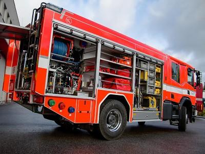 Tanvaldští hasiči budou jezdit k zásahům novou cisternou