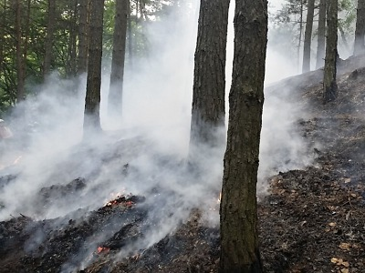 Omezení kvůli suchu a nebezpečí požárů už pro Liberecko neplatí