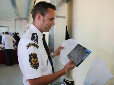 Mezi jednotky SDH v Libereckém kraji bylo rozdáno 110 tabletů