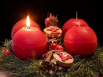 Advent, Vánoce a Silvestr, jak předejdeme nebezpečí