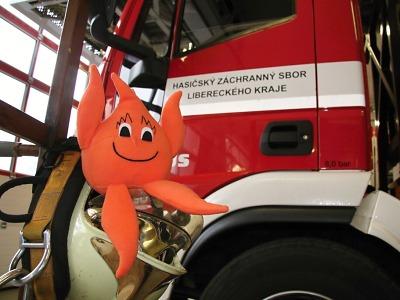V pátek třináctého zvou hasiči k prohlídce svých stanic