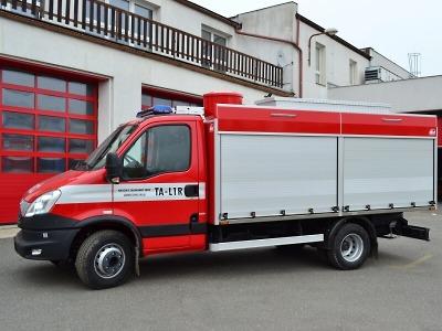 Jablonečtí hasiči zasahovali u nehod v Dalešicích a v Jistebsku