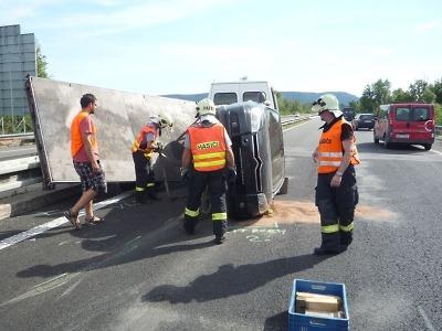 O víkendu přišli při nehodách v Libereckém kraji o život dva lidé