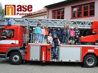 Otevřou pro veřejnost i hasičskou stanici v Jablonci