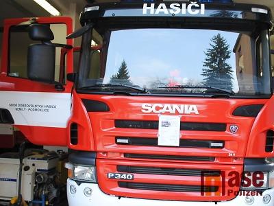Dobrovolní hasiči se opět dočkají podpory, kraj zveřejnil strategii