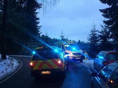 Řidička pod vlivem alkoholu narazila v Nové Vsi do stromu