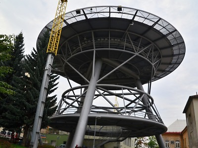 Kraj chce vybudovat na libereckém letišti nový heliport pro záchranáře