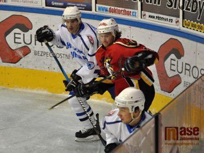 Hokejisté finišují v přípravě na druhou ligu