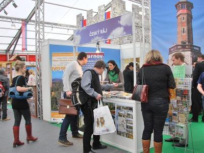 Liberecký kraj získal ocenění na veletrhu Holiday World 2018