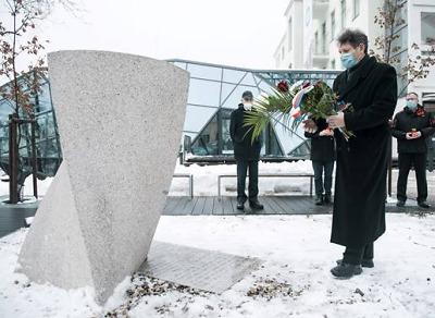 Holokaust si připomněli i v Jablonci
