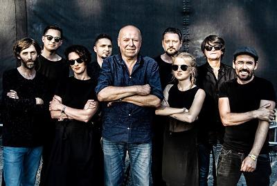 Hudba Praha dorazí do Jablonce s novým albem