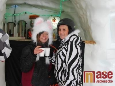 V příchovickém skiareálu otvírají opět Ice bar