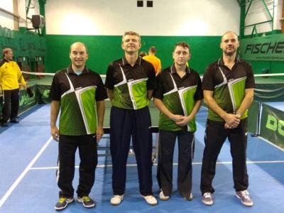 Stolní tenisté Bižuterie v premiéře prohráli