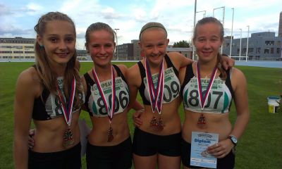 Šest medailí mladých atletek jabloneckého Liazu