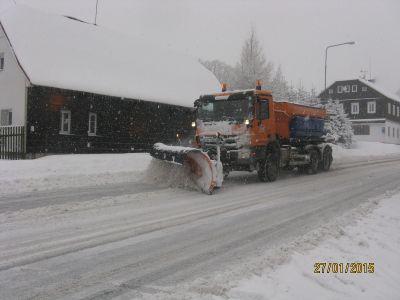 Silničáři rozhodli o opětovném uzavření silnice z Tanvaldu do Harrachova