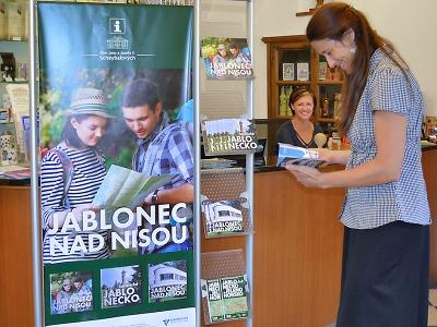 Turistické infocentrum v Jablonci získalo certifikát kvality