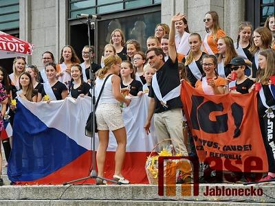 Na festivalu Zlatá Praha promítali dokument Iuventus, gaude! v Africe