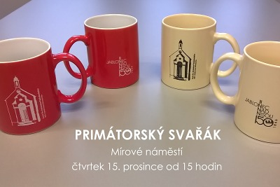 Při 10. ročníku akce Primátorský svařák se vybralo 45 tisíc korun