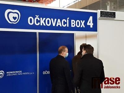 V Libereckém kraji použito 247 tisíc dávek, celostátně už 6,3 milionu