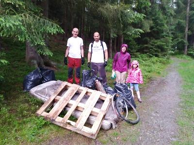 Osadní výbory pomáhají v Jablonci s údržbou města