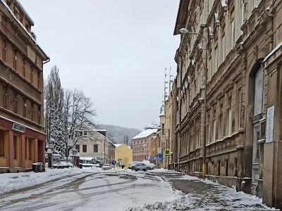 Jablonecká Podhorská ulice bude od neděle 17. ledna průjezdná