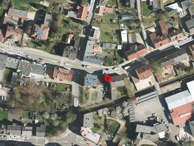 Havárie plynu částečně uzavře na 14 dní jabloneckou ulici Podhorská