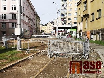 Změnou projektu prodloužení tramvaje vytvoří 13 parkovacích míst