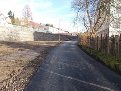 Vrkoslavická ulice v Jablonci je od pondělka opět v provozu