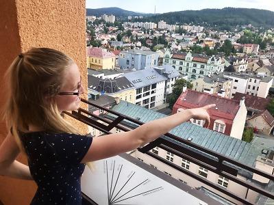 Z radniční věže v Jablonci se letos turisté rozhlédnou až 13. července