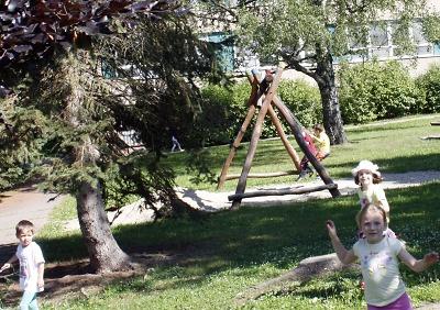 Chystá se obnova zahrad mateřských škol v Jablonci