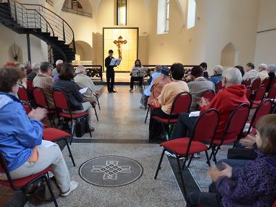Komponovaný koncert zakončil akci Jablonecké kostely otevřeny