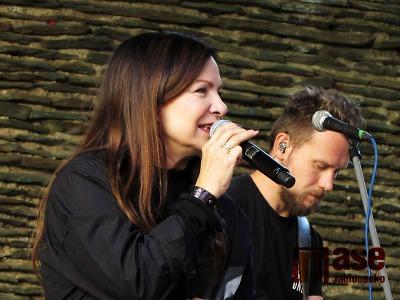 Obrazem: Jablonecké podzimní slavnosti 2020 s koncertem Anny K.