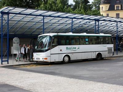 Přesuny zastávek MHD a objízdné trasy v Jablonci