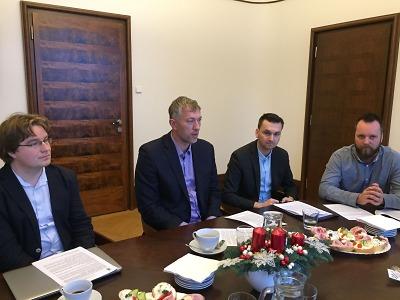 Vedení jablonecké radnice podporuje osadní výbory