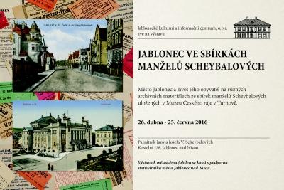 Historii Jablonce představí výstava ze sbírek manželů Scheybalových