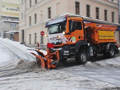 V Jablonci připadlo dalších 15 cm sněhu