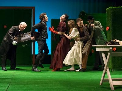Jak je důležité míti Filipa ve veselé verzi mladoboleslavského divadla