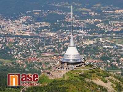Ještěd, symbol Libereckého kraje, slaví 40. výročí od otevření
