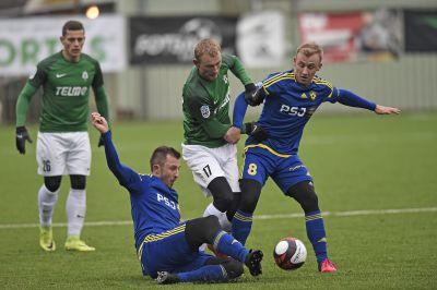Vítězný vstup fotbalistů FK do Tipsport ligy