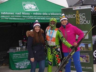 Jablonec na veletrzích cestovního ruchu láká sportovce i ženy